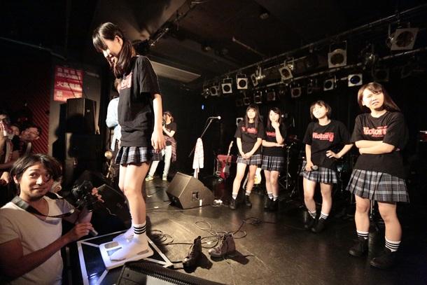 7月21日(月•祝)TSUTAYA O-Crest
