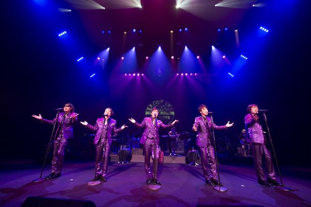 『SOUL POWER 2014』最終公演