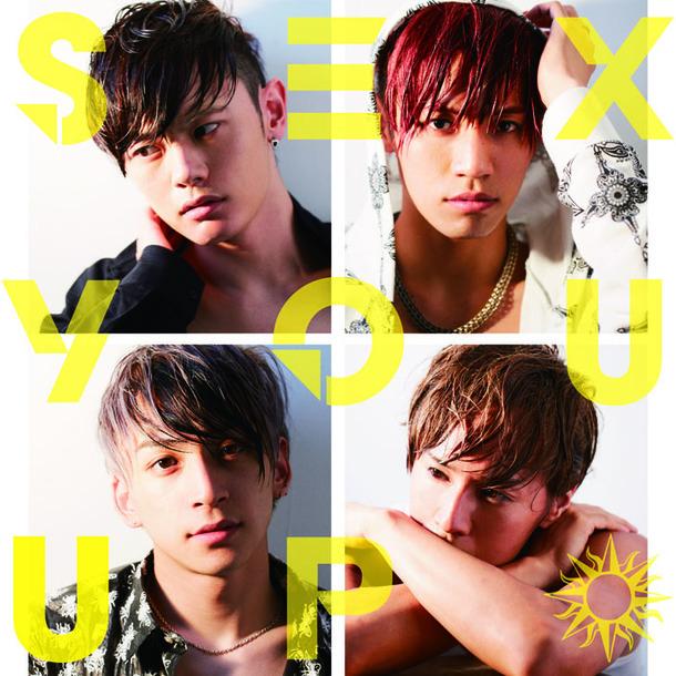 シングル 「SEX YOU UP」【タイプB】