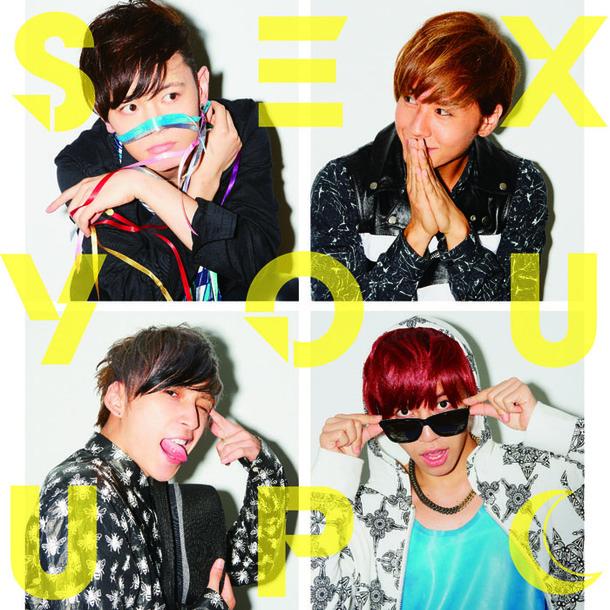 シングル 「SEX YOU UP」【タイプC】