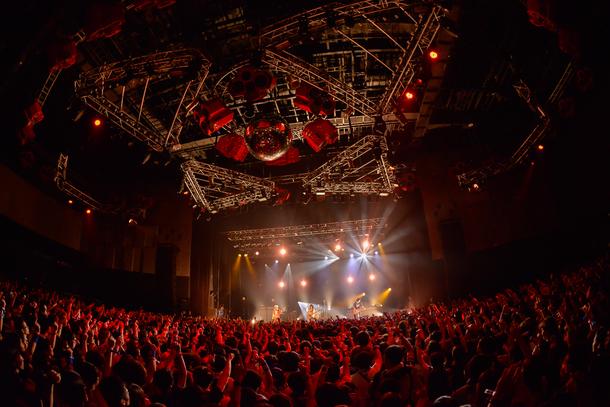 7月15日@東京・新木場STUDIO COAST Photo by 古渓一道