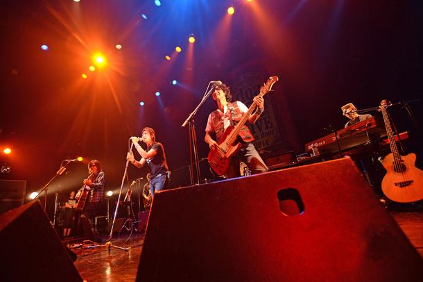 7月5日@東京・赤坂BLITZ