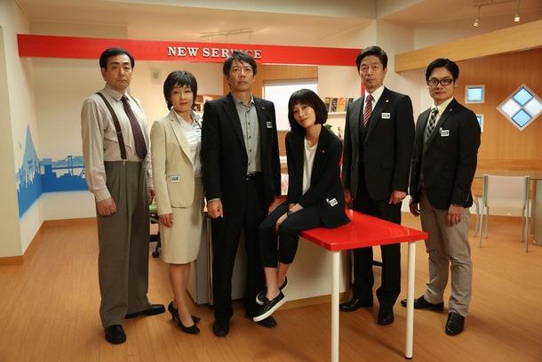TBS系火曜ドラマ『東京スカーレット~警視庁NS係』