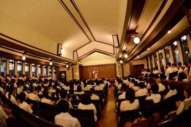 7月11日(金)@東京・自由学園明日館