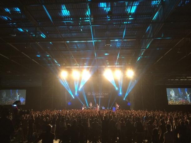 moumoonが『Japan Expo』にて自身2回目のフランスライブを実施