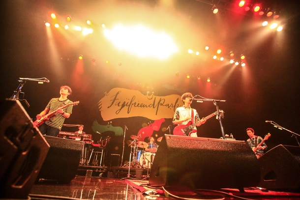 7月5日@Zepp Namba(ASIAN KUNG-FU GENERATION )