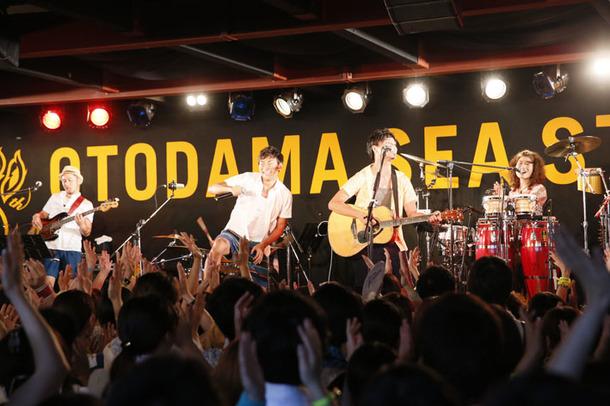 2014年7月1日(火)、「音霊 OTODAMA SEA STUDIO」がオープン