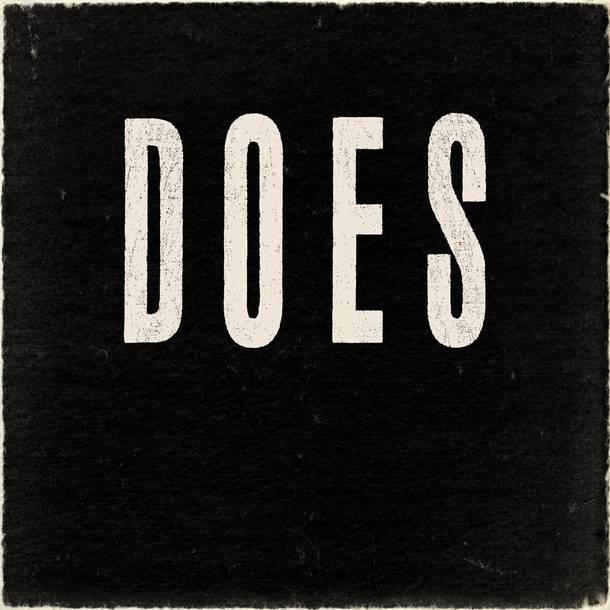 アルバム『DOES』