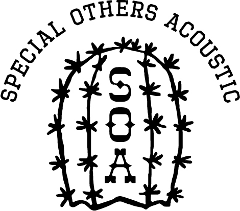 SPECIAL OTHERS ACOUSTIC ロゴ