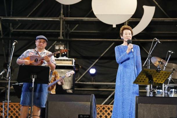 6月28日(土)@「沖縄からうた開き!うたの日コンサート2014 in嘉手納」