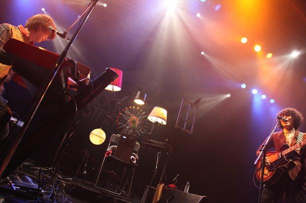 【カミナリグモ】 6月25日@東京・渋谷TSUTAYA O-EAST