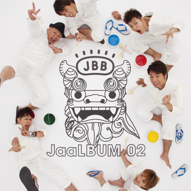 アルバム『JaaLBUM 02』 【初回生産限定盤】