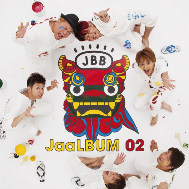 アルバム『JaaLBUM 02』 【通常盤】