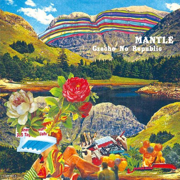 アルバム『MANTLE』