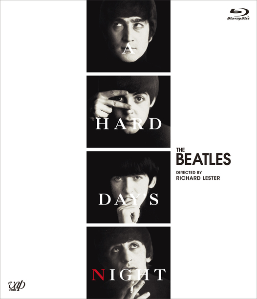 Blu-ray 『A HARD DAY'S NIGHT』 【通常盤】