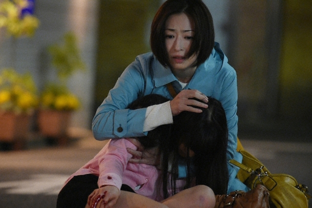 TBS系金曜ドラマ『家族狩り』
