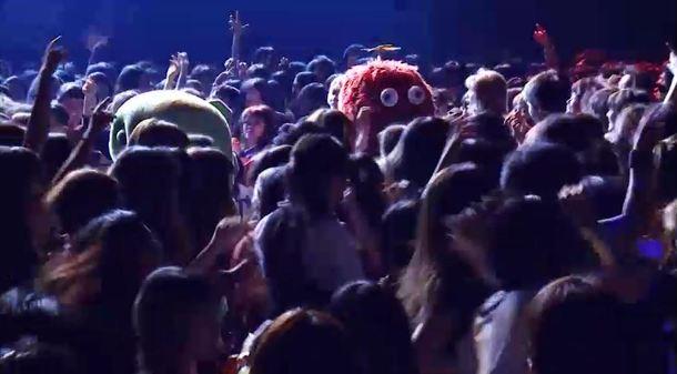 「ENDER ENDER」MUSIC VIDEO feat.ガチャピン and ムック ロングバージョン