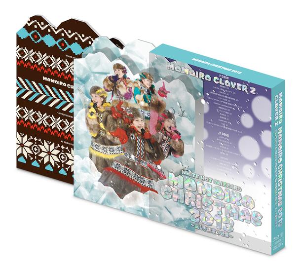 Blu-ray&DVD 『ももいろクリスマス2013 ~美しき極寒の世界~』展開