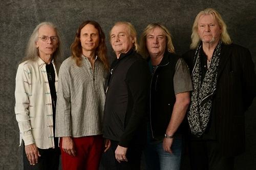 45周年を迎えるプログレバンド、イエスが11月に来日