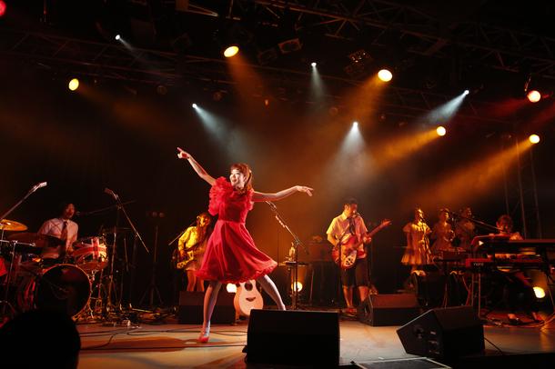 6月15日、メジャーデビュー後初のワンマンライブ を渋谷duo MUSIC EXCHANGEで開催
