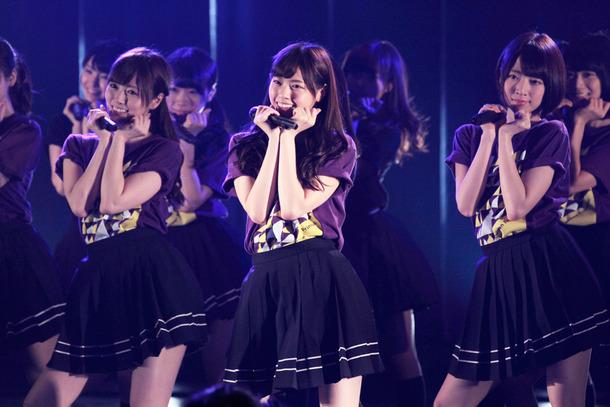 乃木坂46の舞台公演「16人のプリンシパル trois」が6月15日、千秋楽を迎えた。