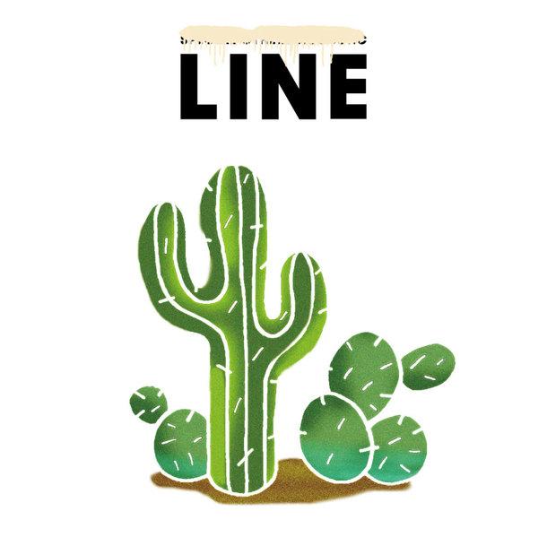配布シングル「LINE」