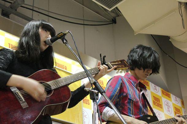 6月12日(木)@ タワーレコード新宿店