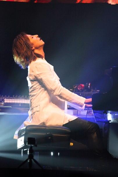 YOSHIKI、バンコクでライブ敢行