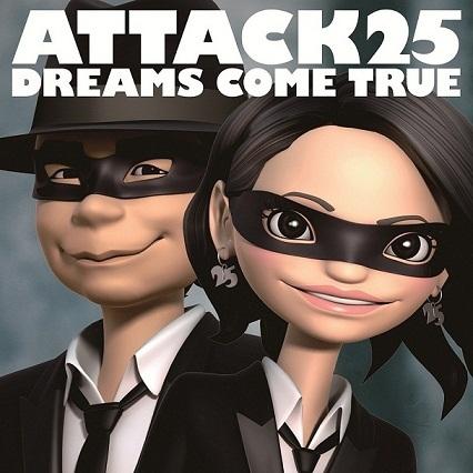 アルバム『ATTACK25』