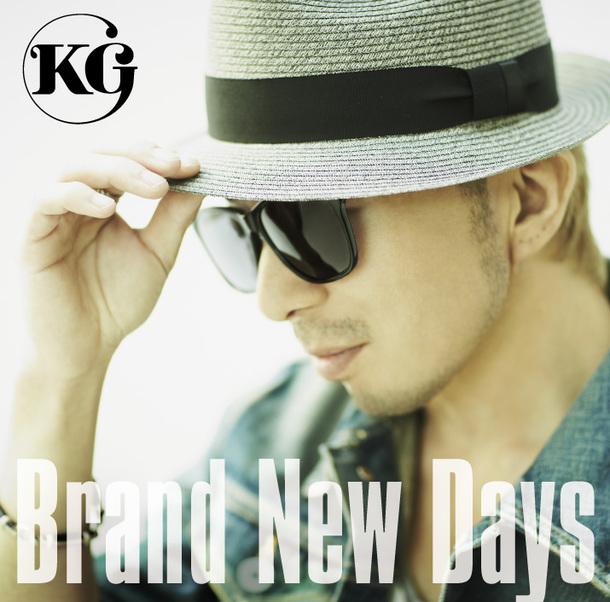 アルバム『Brand New Days』