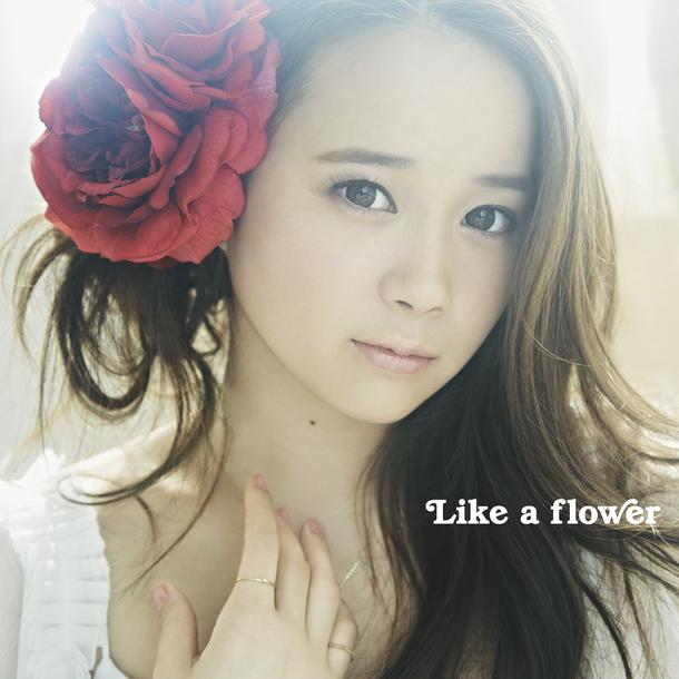 シングル「Like a flower」 【TYPE-A】
