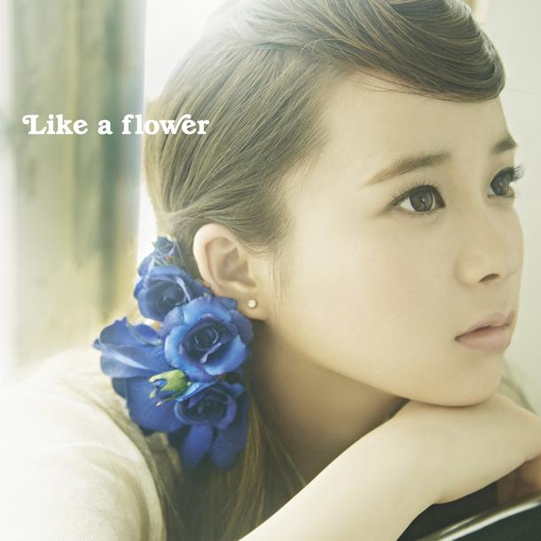シングル「Like a flower」 【TYPE-B】