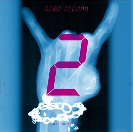 Gero 2ndアルバム『SECOND』通常盤ジャケット画像
