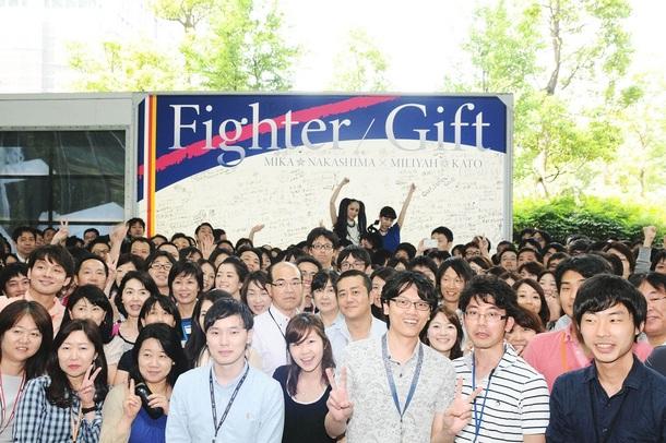 中島美嘉×加藤ミリヤがサッカー日本代表を応援するイベントを6月3日に開催