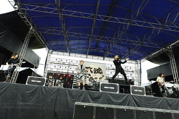 5月25日@「六魂 Fes!× GLAY Special Live powered by Benefit one」