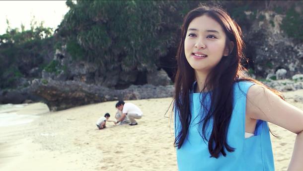 CM「JTBの夏旅」