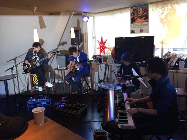 5月6日(火・祝)@メジャー1stフルアルバム「Firmament(フィルマメント)」発売記念イベント