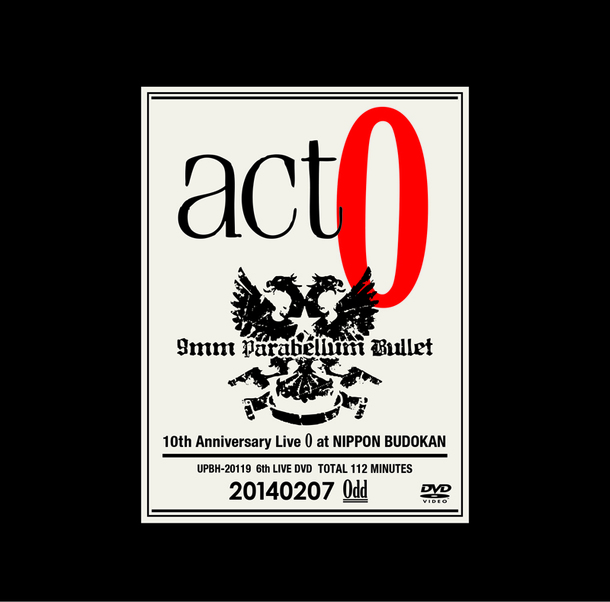 DVD 『act O』