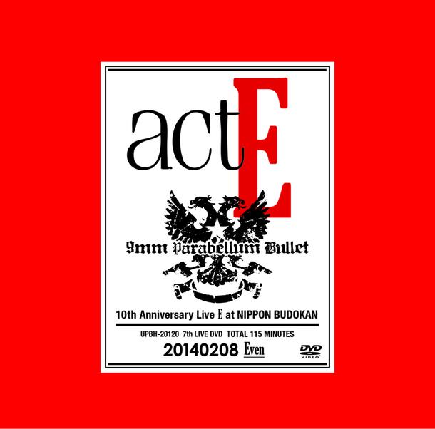 DVD 『act E』