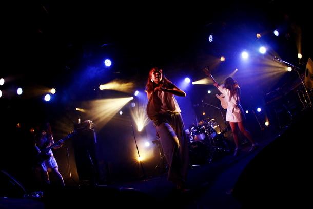 『EMI ROCKS neo』 赤い公園