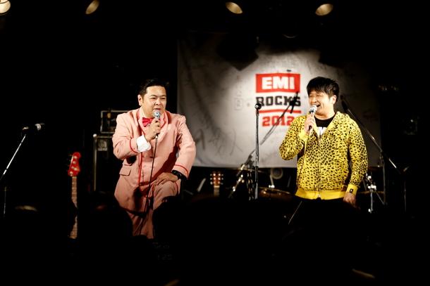 『EMI ROCKS neo』 ダイノジ