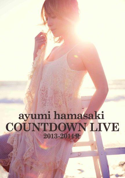 DVD&Blu-ray 「ayumi hamasaki COUNTDOWN LIVE 2013-2014 A」