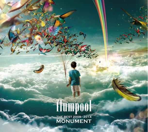 アルバム『The Best 2008-2014 「MONUMENT」』 【通常盤】