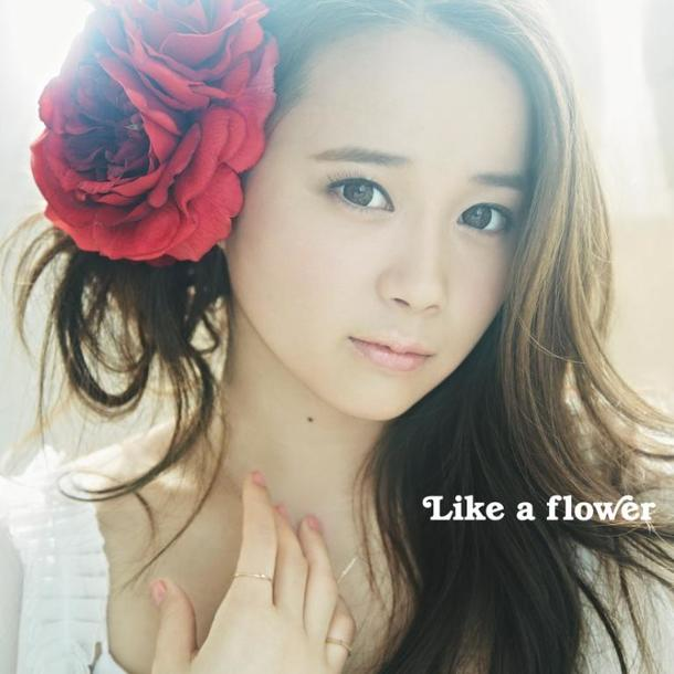 シングル「Like a flower」 【TYPE-A】