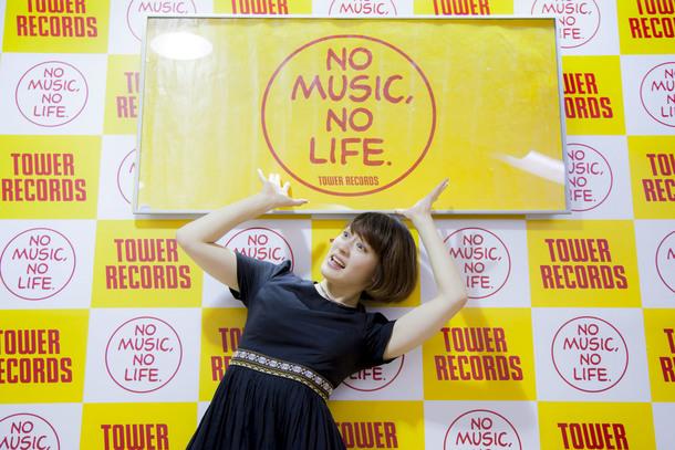 4月21日@タワーレコード新宿店