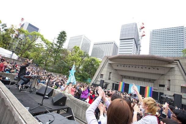 【音沙汰】4月19日@「TOKYO春告ジャンボリー2014」