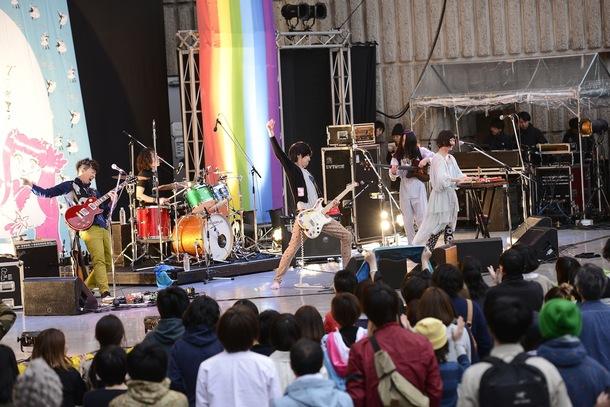 【東京カランコロン】4月19日@「TOKYO春告ジャンボリー2014」