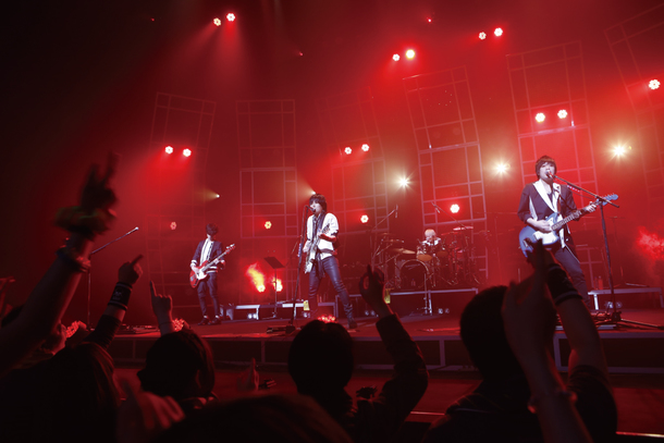 『flumpool 5th Anniversary tour 2014「MOMENT」』
