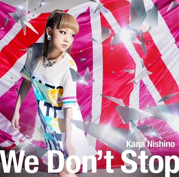 シングル「We Don't Stop」 【通常盤】