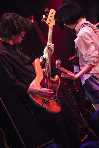 4月1日(火)@渋谷clubasia Photo by 田中聖太郎